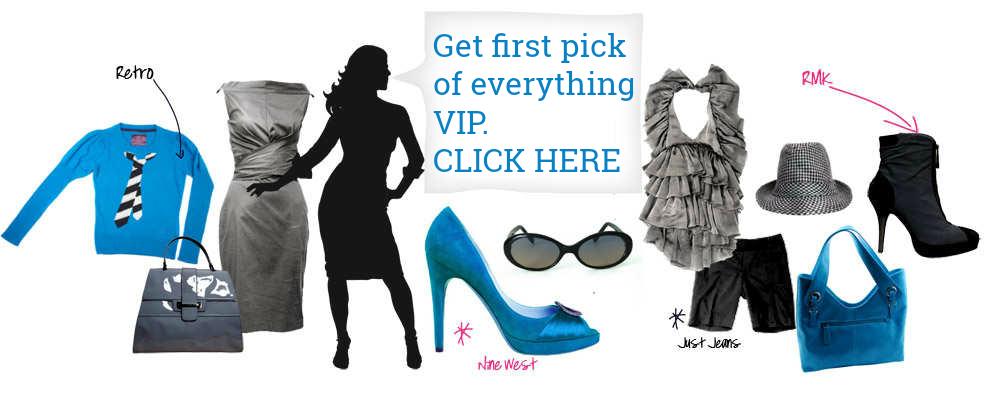 vip buy preloved fashion